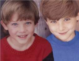 Thomas and Christopher